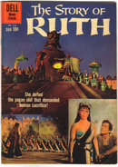 The Story of Ruth comic book very good/fine 5.0