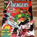 Avengers #116 very fine/near mint 9.0