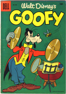 Goofy #658 comic book vg 4.0
