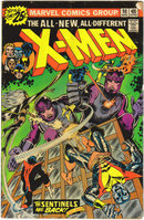 Uncanny X-men #133 comic book vf/nm 9.0vg 4.0