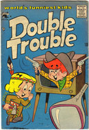 Double Trouble #2 comic book vg 4.0