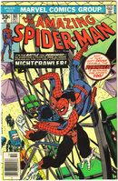 Amazing Spider-man #161   comic book vf+ 8.5