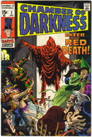 Chamber of Darkness #2 comic book vf 8.0