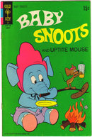 Baby Snoots #5 comic book vf 8.0