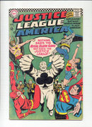 Justice Leaque of America #43 comic book vg/fn 5.0
