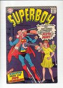 Superboy #131 comic book fn 6.0
