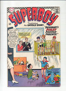 Superboy #133 comic book fn/vf 7.0