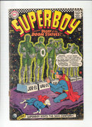 Superboy #136 comic book g/vg 3.0