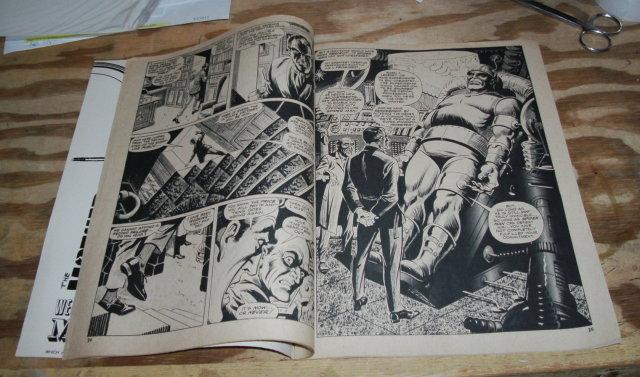 Spectacular Spider-man #1 comic magazine very fine 8.0