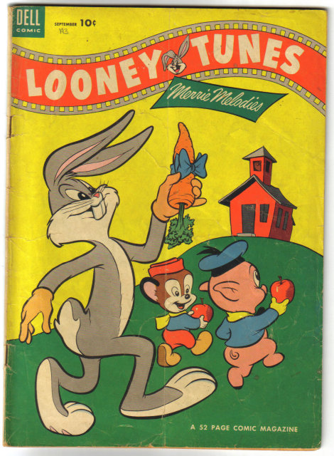 Looney Tunes #143 comic book vg 4.0