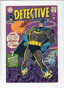 Detective #368 comic book vg/fn 5.0