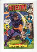 Detective #370 comic book fn 6.0