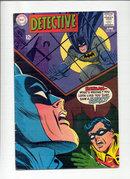 Detective #376 comic book vg/fn 5.0