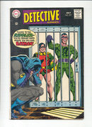 Detective #377 comic book vg 4.0