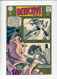 Detective #379 comic book fn 6.0