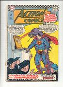 Action Comics #333 comic book vg 4.0