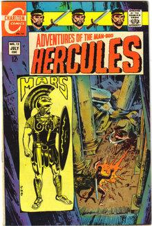 Hercules #12 comic book vf 8.0