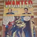 Wanted #25 comic book fine 6.0