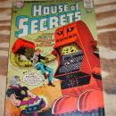 House of Secrets #67 comic book good/very good 3.0