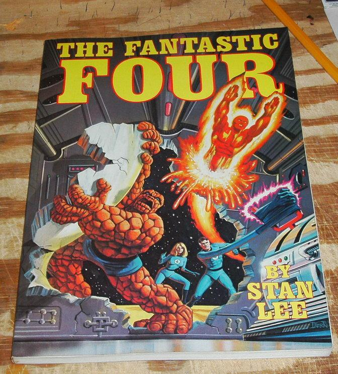 Fireside Fantastic Four vf 8.0