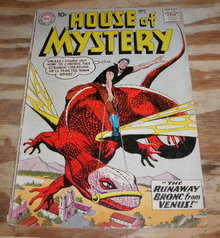 House of Mystery #90 comic book g/vg 3.0