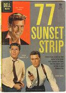 77 Sunset Strip #1159 comic book vg 4.0