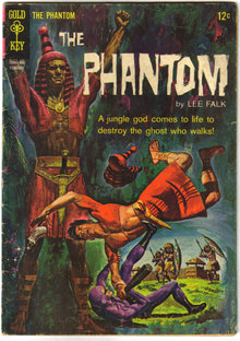 Phantom #10 comic book vg/fn 5.0