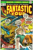 Fantastic Four #141 comic book vf 8.0