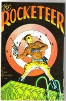 Pacific Presents Rocketeer comic book