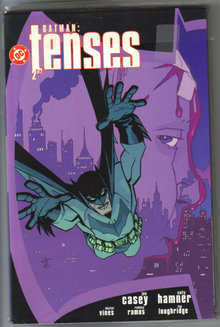 collection of 2 Batman: Tenses comic books