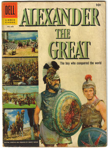 Alexander the Great #688 comic book very good 4.0
