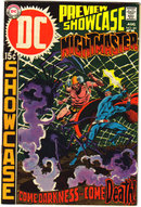 Showcase Presents Nightmaster #84 comic book very good/fine 5.0