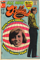Bobby Sherman #5 comic book vg 4.0
