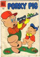 Porky Pig #43 comic book very good 4.0