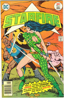 Starfire #3 comic book near mint 9.4