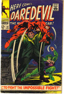 Daredevil the Man Without Fear #32 comic book very good/fine 5.0