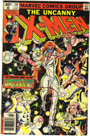Uncanny X-Men #130 comic book very fine 8.0