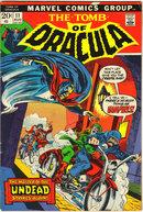 Tomb of Dracula #11 comic book very good/fine 5.0