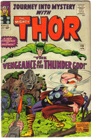 Journey Into Mystery #115 with Thor fair 1.5