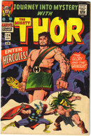 Journey Into Mystery #124 with Mighty Thor good/very good 3.0
