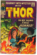 Journey Into Mystery #120 with Mighty Thor good/very good 3.0