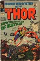 Journey Into Mystery #117 with Mighty Thor good/very good 3.0