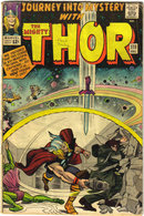 Journey Into Mystery #111 with Mighty Thor very good 4.0