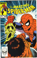Amazing Spider-man #245 comic book very fine/near mint 9.0