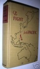 THE FIGHT FOR THE PACIFIC GAYN WWII 1ST ED HARDBACK1941