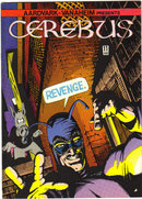 Cerebus #11 comic book fine 6.0