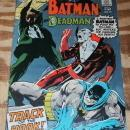 The Brave and the Bold presents Batman and Deadman #79 vg/fn 5.0