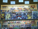17 assorted Transformers comic books