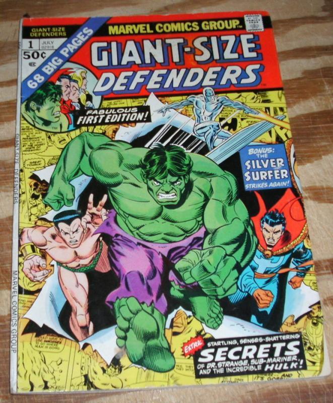Giant-size Defenders #1 very good plus 4.5