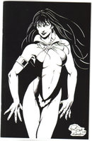 Limited Edition Vampirella Quarterly #1 2007 fall edition